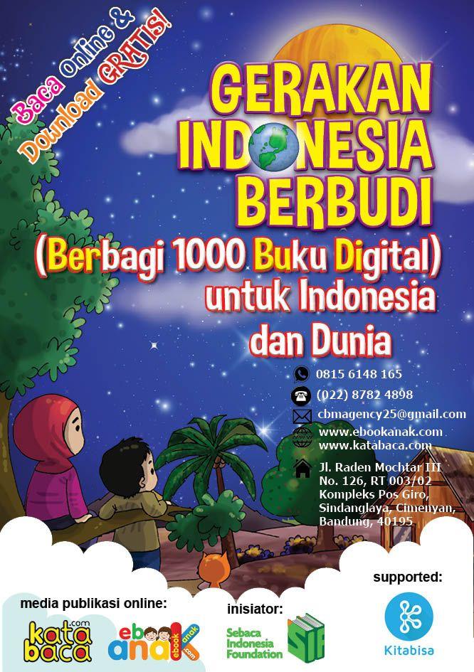 Situs Untuk Ebook Gratis Indonesia