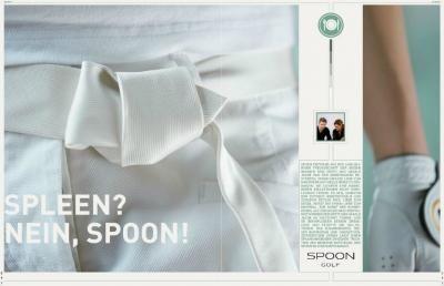 February 2013 - Press – SPOON Golf | Golf Fashion | Luxury sportswear   #spoon #golf #golfclothes #fashion #golfluxe #sportswear #press #perfecteagle #elle #golfmagazine #magazine  @spoongolf #spoongolf #spoonfashion #sportswear