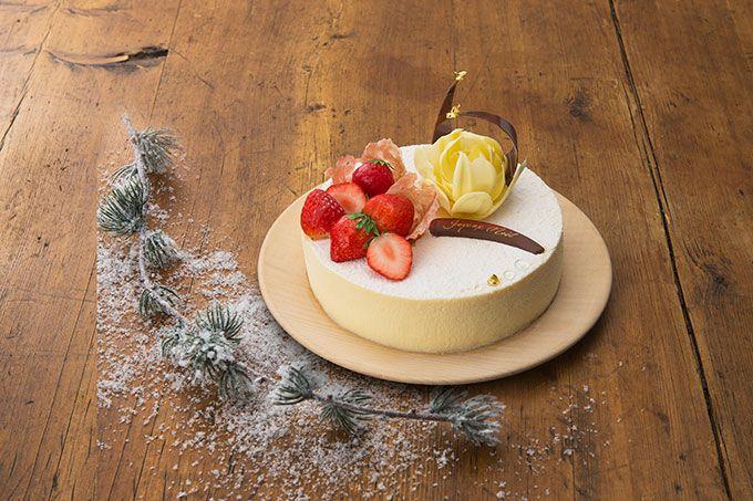 渋谷ヒカリエのクリスマスケーキ、「ルワンジュ東京」「ヨロイヅカファーム・トーキョー」などの写真12