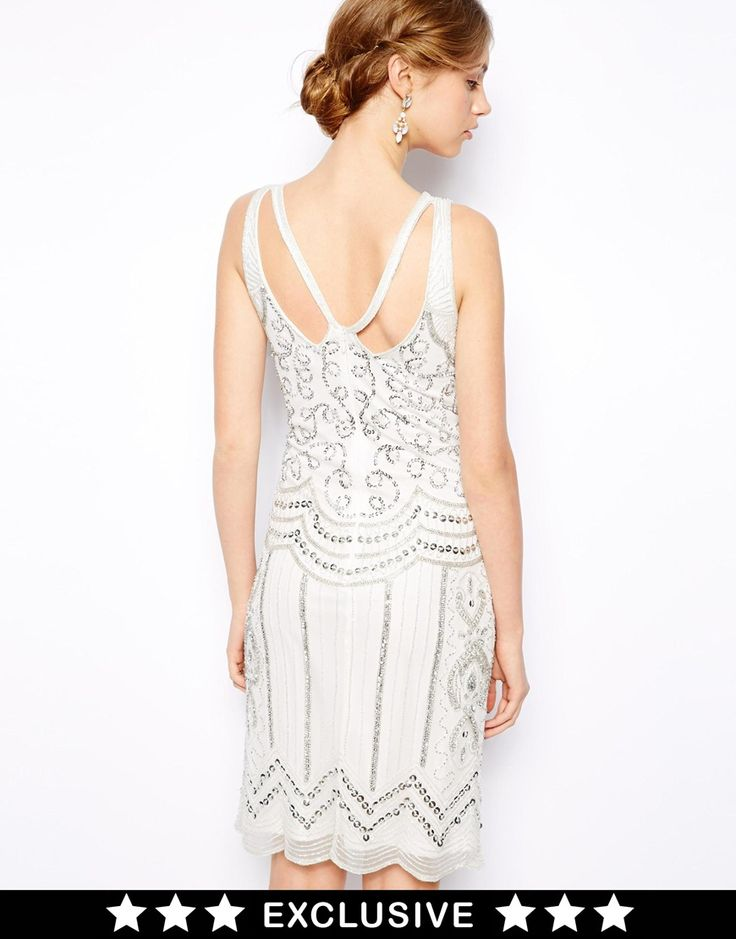 The 113 best Great Gatsby dresses images on Pinterest | Evening ...