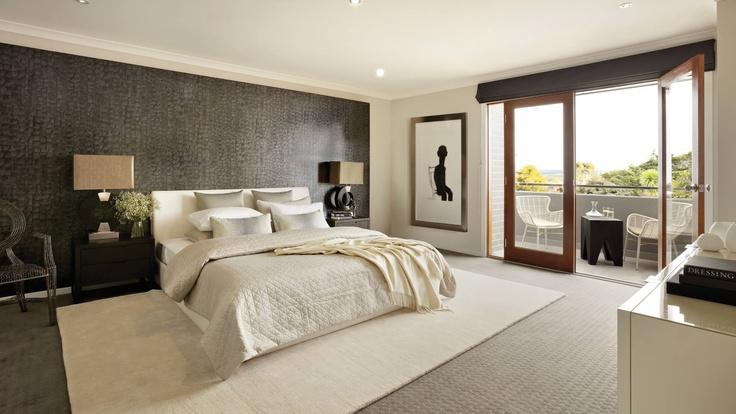Milano master bedroom
