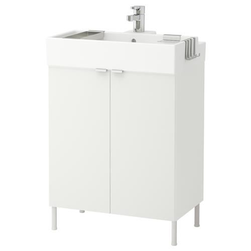 LILLANGEN ντουλάπι νιπτήρα με 2 πόρτες - IKEA