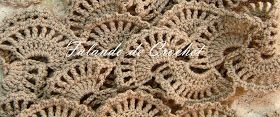 FALANDO DE CROCHET: CACHECOL DE CROCHE (CROCHETED SCARF) (وشاح ، والكروشيه)(tørklæde hækling)(Schal häkeln)(bufanda de crochet)(foulard)(sjaal haak)( шарф)(scarf virka)