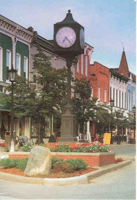 My hometown, Northville MI.  A suburb of Detroit and one of the smallest, most quaint towns around.  #DDBChicago #Application