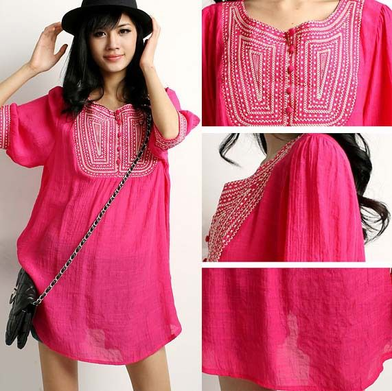 Cheap clothes aeropostale, Buy Quality clothes islam directly from China clothes women plus size Suppliers: pregnant clothesNOTE:The size of this clothes is equivalent to USA size L-XL(Size 14