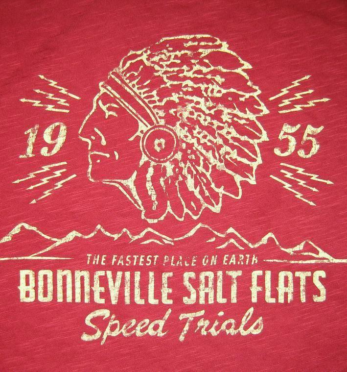 1955 Bonneville Salt Flats