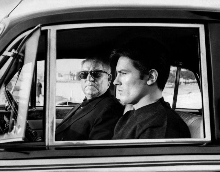 Mélodie en sous-sol - Jean Gabin - Alain Delon