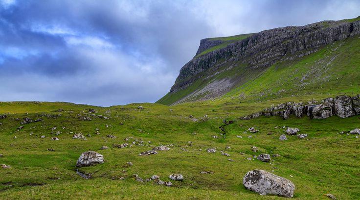 Faroese Mountain Plains by Eirik Sørstrømmen on 500px