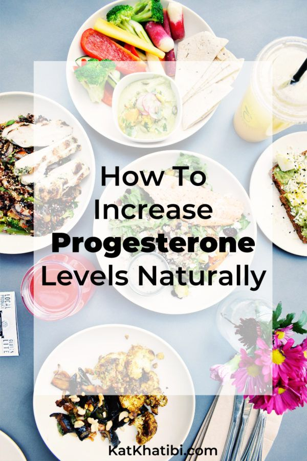 How To Increase Progesterone Levels Naturally Kat Khatibi Podcast And Wellness Blog Health Happines In 2020 Increase Progesterone Progesterone Levels Progesterone