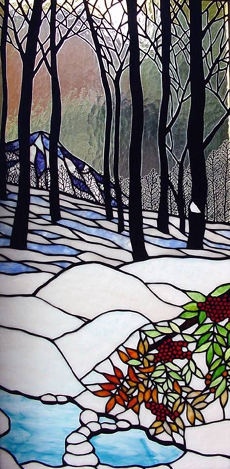 Tashiro Stained Glass Studio - Beautiful!