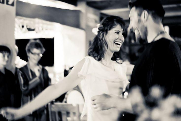 Dancing at my wedding - pics by Amanda Cooper.