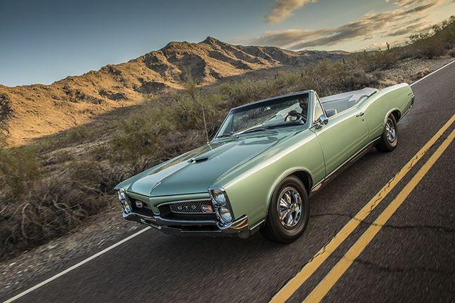 Pontiac GTO - 50th Anniversary | Hagerty Articles #insuranceagents #thearizonagroupinsurance