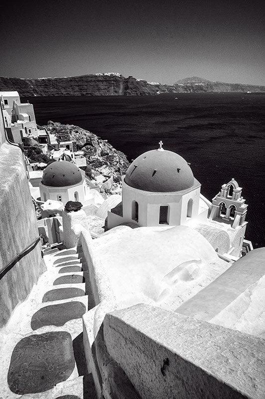 Oia, Santorini, Greece *