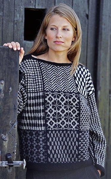 Mønstermix - Kvinder - Marianne Isager - Designere