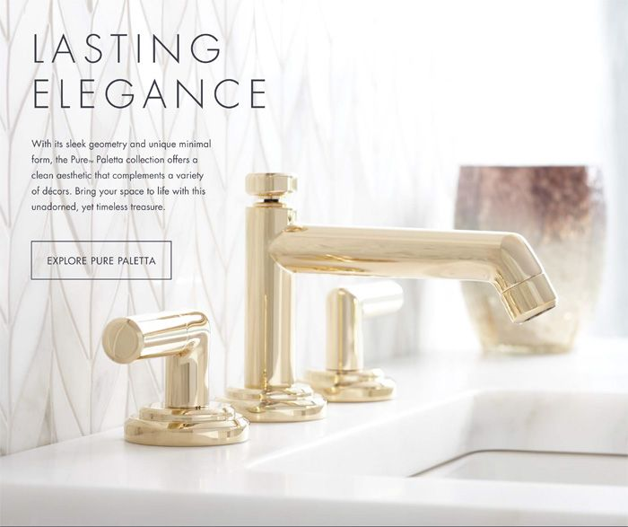 44 best Kallista Kitchen & Bath images on Pinterest | Bathroom ...