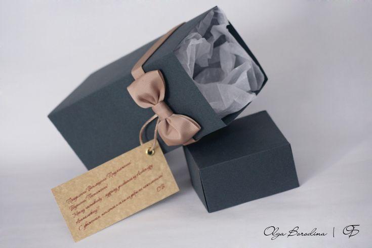 """DIY идеи """"Простые идеи упаковки подарка на 23 февраля для папы"""""""