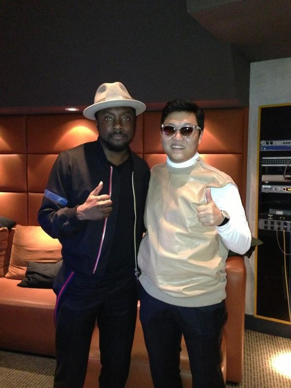 psy and will i am