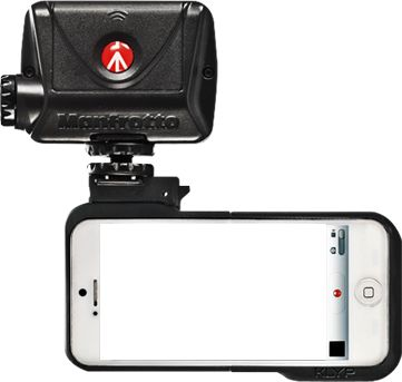 KLYP 5 by Manfrotto. Taking phone movies into the pro-sumer market