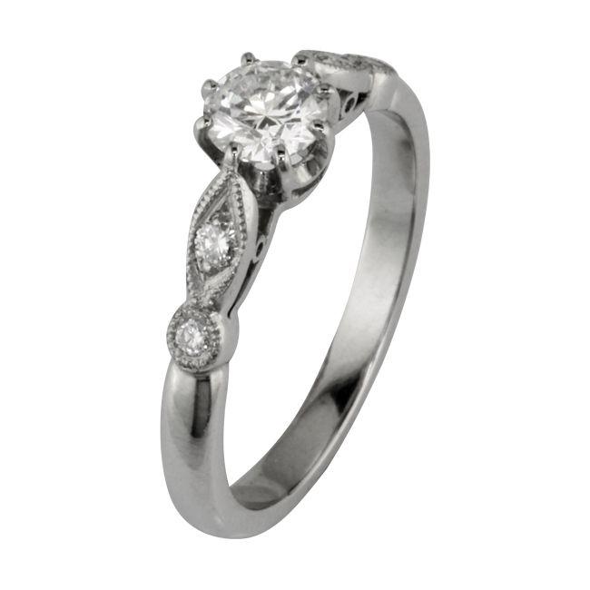 20 best Edwardian Engagement Rings images on Pinterest