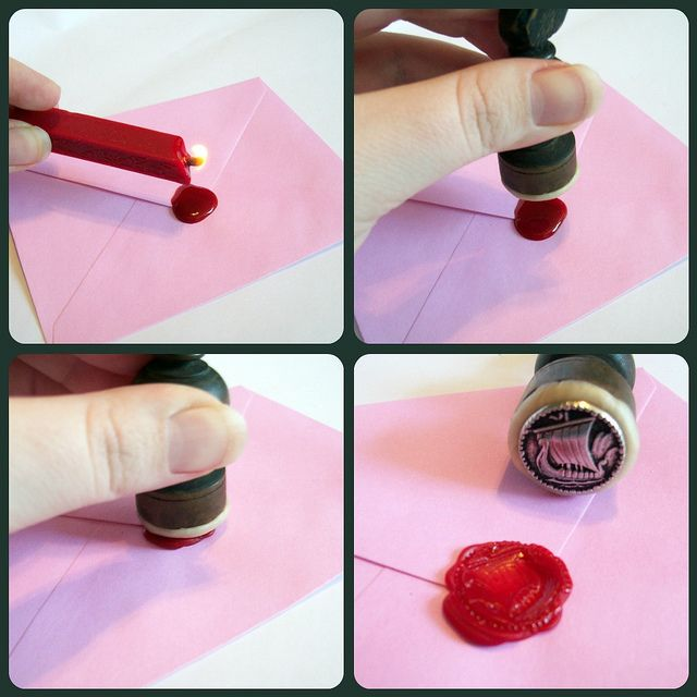 Make your own wax seal with cool buttons?! I need cool buttons quick! I want to seal my wedding invitations like this
