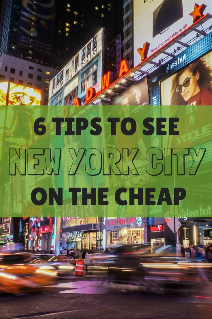 Free museum days, how to see the Statue of Liberty for FREE, cheap eats & more!