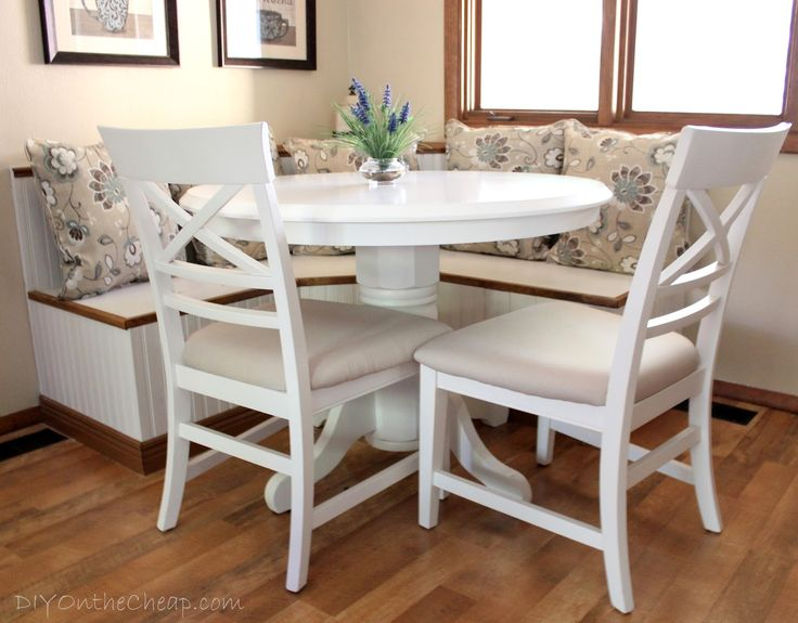 1000+ Ideas About Kitchen Banquette On Pinterest