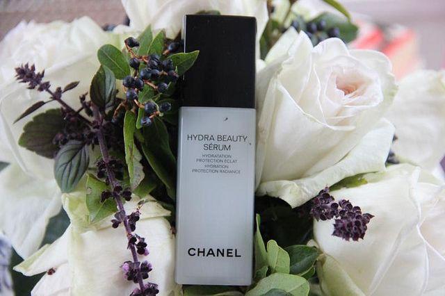 Chanel Hydra Beauty Serum @LibertyLondonGirl