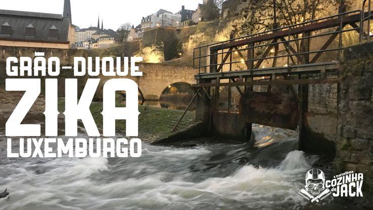 Grão-Duque Zika de Luxemburgo   A Maravilhosa Cozinha de Jack S05E