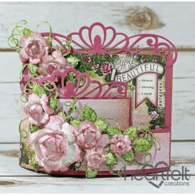 Pink Dusty Rose Bendi Card                                                                                                                                                                                 More