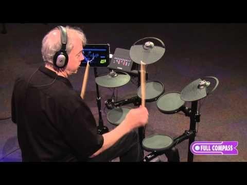 Yamaha DTX450K Electronic Drum Kit Overview | Full Compass - Tronnixx in Stock - http://www.amazon.com/dp/B015MQEF2K - http://audio.tronnixx.com/uncategorized/yamaha-dtx450k-electronic-drum-kit-overview-full-compass/