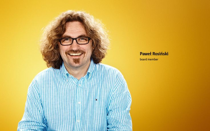 Paweł Rosiński board member