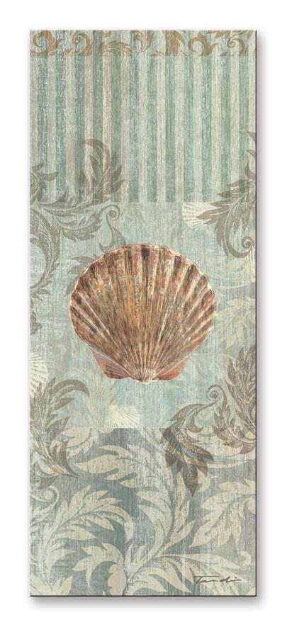 18608 / Cuadro Seaside Heirloom I Concha de mar                                                                                                                                                                                 Más