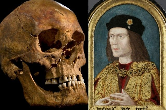 DNA Analysis Confirms King Richard III's Remains And Reveals Infidelity In The Royal Family | IFLScience