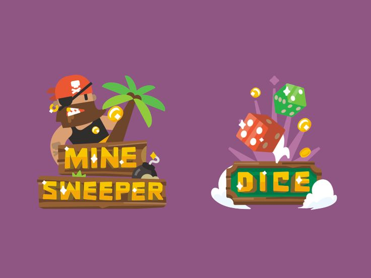 Dice & Mine Sweeper by Dmitry Stolz