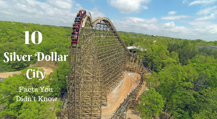 Discover this attraction's history, legend and claims to fame with our rundown of intriguing Silver Dollar City facts. #2 and #3 will surprise you!  http://www.reservebranson.com/travelguide/10-silver-dollar-city-facts-you-didnt-know/ #ReserveBranson