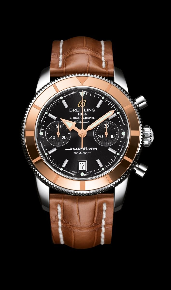 Breitling Superocean Héritage Chronographe 44 Red Gold