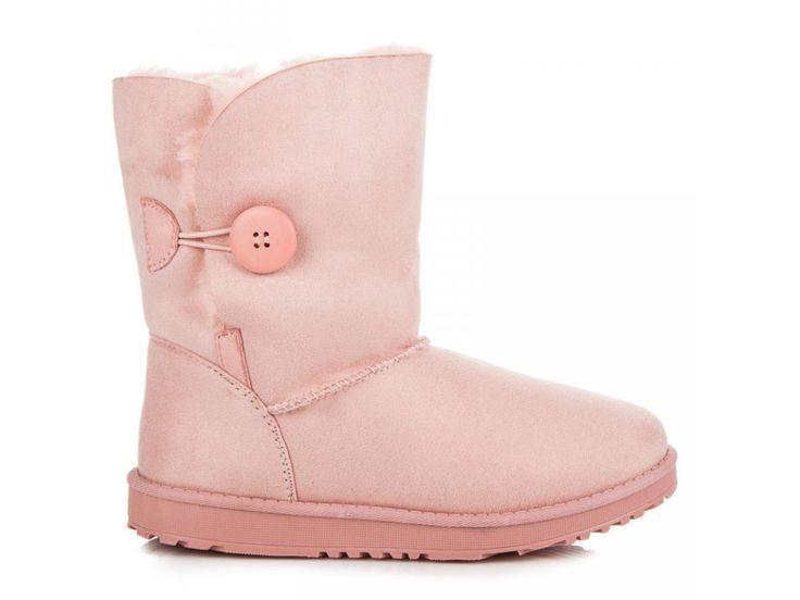 Ružové snehule Alena