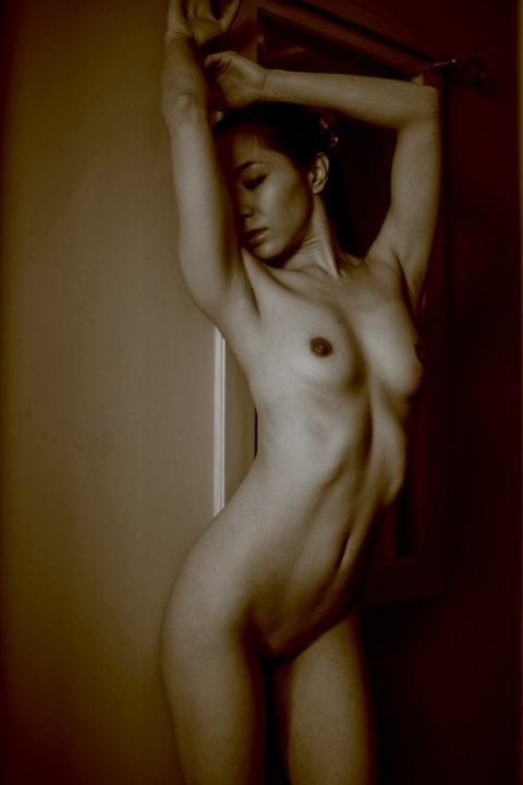 By Nobuyuki Nishihara ( #Tokyo #Japan ) #Sepia  awarded by #ipa #PX3 #Nude #Art #Photography #Model #Japan #Woman #Beauty