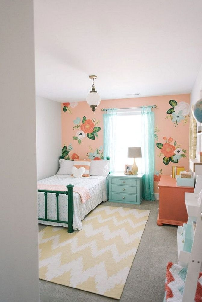 Kid S Bedroom Ideas For Girls 80 Adorable Pict