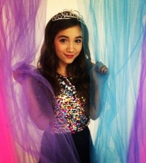 Photo & Video: Rowan Blanchard's Photo Shoot With Bop And Tiger Beat September 10, 2014 Like this.