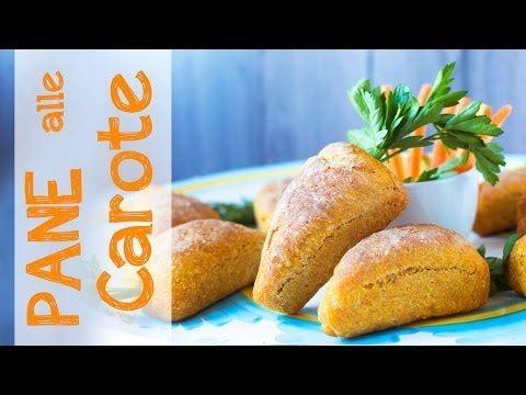 Pane di farro monococco alle carote