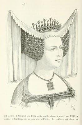 12th-century hairstyles