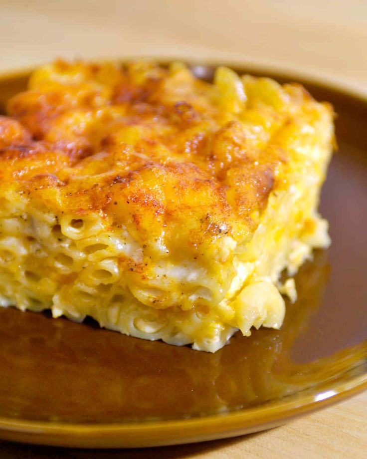 John Legends Mac & cheese visited Martha, he shared this recipe for his favorite Southern comfort food.