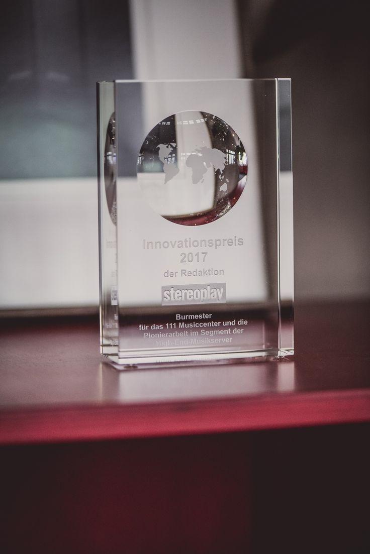 The award for innovation from the German hi-fi magazine stereoplay for the Burmester 111 Musiccenter and their pioneer work in the segment of high-end-musicserver.  #highend #highendaudio #audio #hifi #highendhifi #highendsound #audiophile #ilovehifi #lifestyle #artfortheear #manufaktur #manufactory #audiomagazine #stereoplay #award #innovation