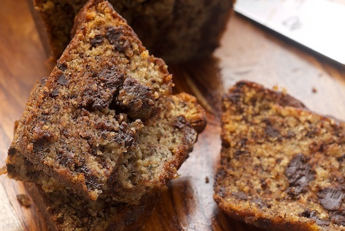 Kahlua Date Nut Bread With Chocolate Chunks Recipes — Dishmaps