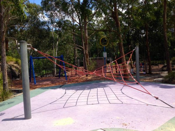 Bicentennial Park Playground In West Pymble