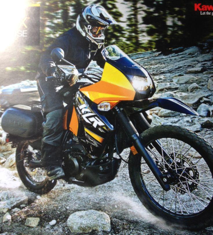 40 best motorcycle images on pinterest klr 650 motorbikes and biking klr 650 fandeluxe Gallery