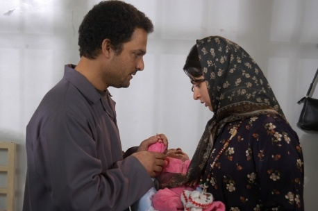 Day Break (دم صبح, Dam-e Sobh), based on many true stories and also shot in Tehran's prison, is a gripping Iranian film, and was the winner of the Annonay International Film Festival in France as well as the Fajr Film Festival in Tehran.: Film Festival