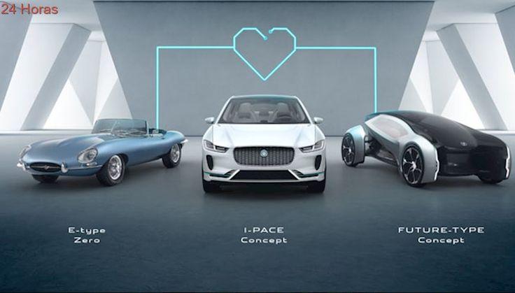 Confirmado: Desde 2020 todos los vehículos nuevos de Jaguar-Land Rover serán eléctricos