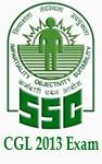 SSC Combined Graduate Level Examination 2013 |SSC CGL 2013 exam date,online application & details | EntranceExamForms.com